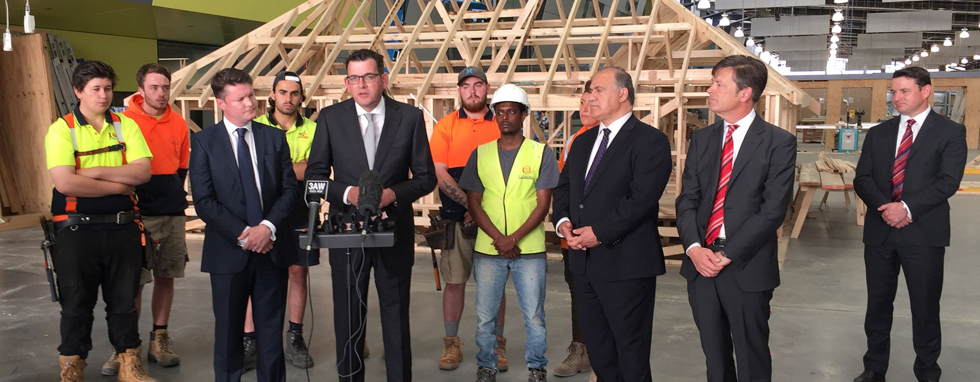 Jobs boost for local workers on $1.8b Western Roads Upgrade