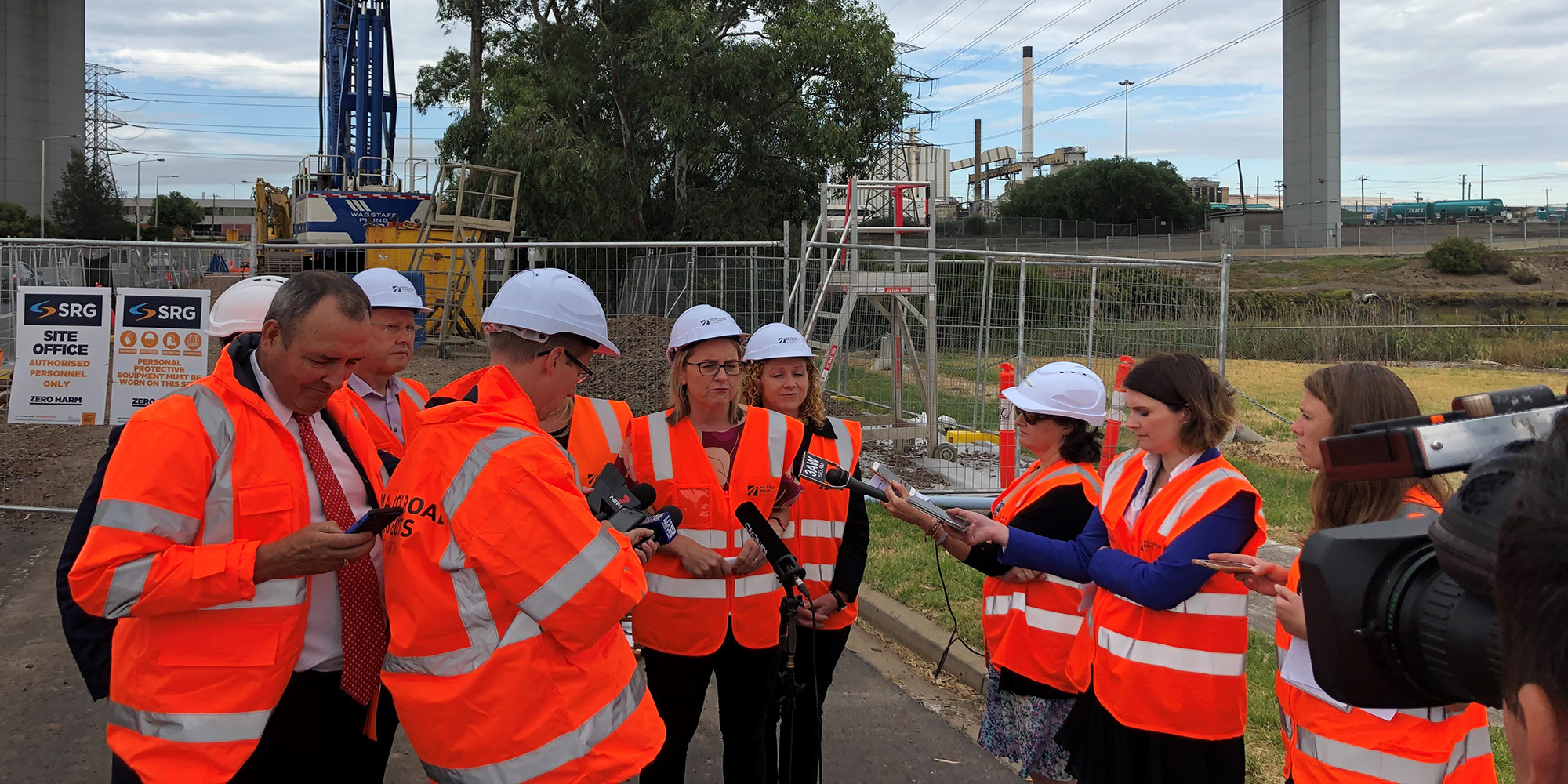 Bridge rehab, final two capital works underway on Western Roads Upgrade