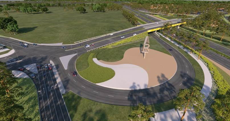 Entries called for Western Roads Upgrade public art commission