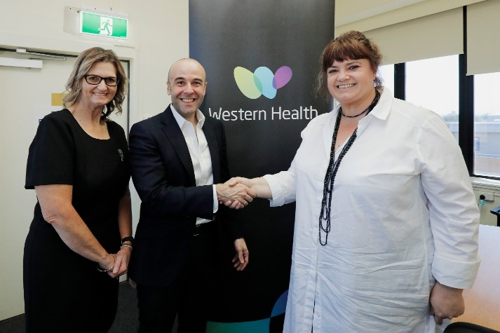 Western Health partnership to improve public health outcomes in Melbourne's west